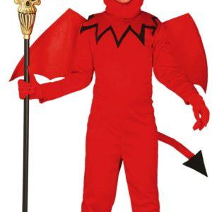Guirca Kostým ďábla - dětský Velikost - Děti: L