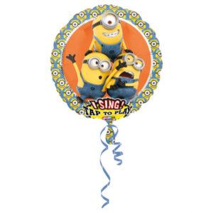 Amscan Fóliový balónek Mimoni zpívající