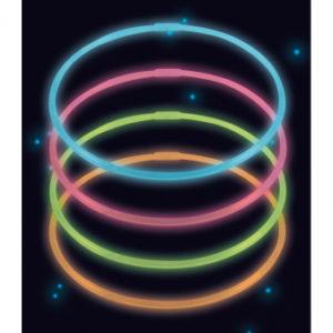 Amscan Svítící náhrdelníky 10 ks