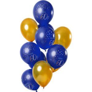 BALÓNKY latexové HB 50 Elegant True Blue  30cm 12ks
