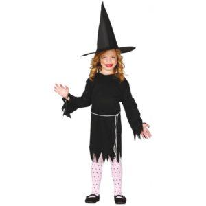 Guirca Dětský kostým Čarodějnice Velikost - Děti: XL