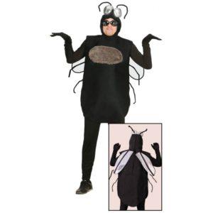 Guirca Pánský kostým - Moucha Velikost - dospělý: L