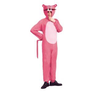 Guirca Pánský kostým - Růžový panter Velikost - dospělý: M
