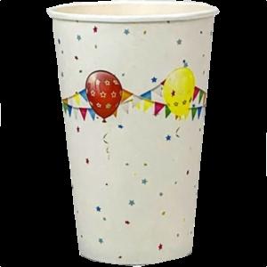 KELÍMKY papírové Balónky  8ks