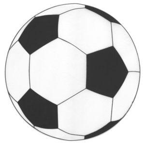 PROSTÍRÁNÍ na stůl Fotbal 6ks