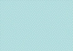PartyDeco Balicí papír barevný mix Barva: Zelený s hvězdičkami