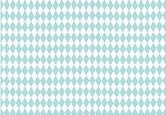 PartyDeco Balicí papír barevný mix Barva: Zelený se čtverci