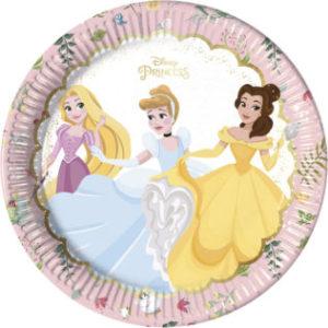 Procos Talíře Disney Princezny 8 ks