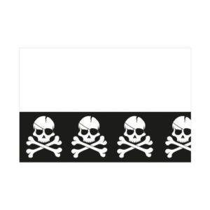 Procos Ubrus Černí piráti - 120 x 180 cm
