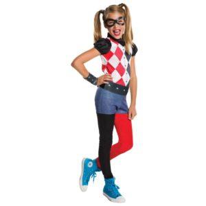 Rubies Harley Quinn kostým - dětský Velikost - děti: S