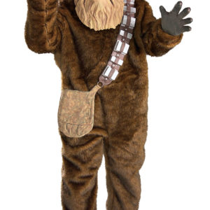 Rubies Kostým Chewbacca Super deluxe (Star Wars) Velikost - dospělý: L