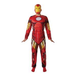 Rubies Kostým Iron Man Classic Velikost - dospělý: XL