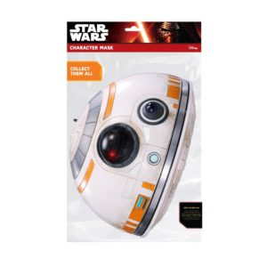 Rubies Papírová maska BB - 8 (Star Wars)