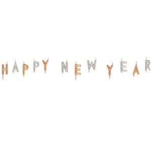 SVÍČKY Happy New Year