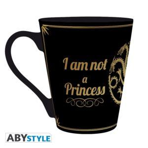ABY style Hrnek Hra o trůny - I am not a princess