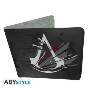 ABY style Peněženka Assassins Creed - Crest (vinylová)