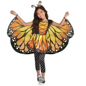 Amscan Dětský kostým - Motýlek Velikost - děti: S