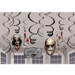 Amscan Visící dekorace s motivem strašidelných doktorů