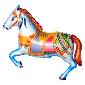 BP Fóliový balón - cirkusový kůň