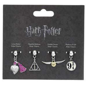 Carat Shop Sada přívěsků Harry Potter