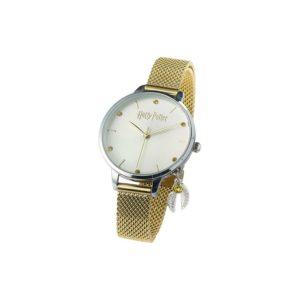 Carat Shop Zlatý Snitch Charm hodinky s krystaly Swarovski - Harry Potter