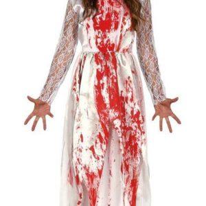 Guirca Dámský kostým - Krvavá Nevěsta Velikost - dospělý: L