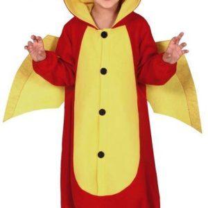 Guirca Dětský kostým - Červený Drak Velikost - děti: XL