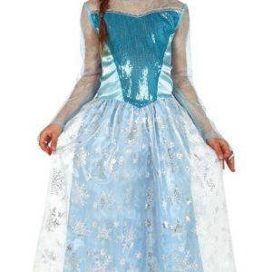 Guirca Dětský kostým - Elsa Velikost - Děti: XL
