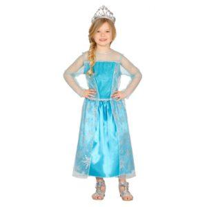 Guirca Dětský kostým - Ledová princezna Velikost - děti: L