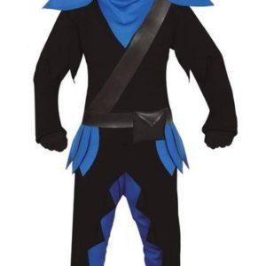 Guirca Dětský kostým - Raven (Fortnite) Velikost - děti: 12 - 14 let