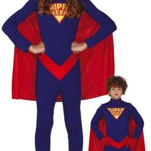 Guirca Dětský kostým - Superhrdina Superman Velikost - děti: XL