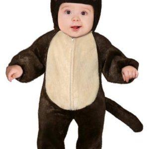 Guirca Dětský kostým pro nejmenší - Malá Opička