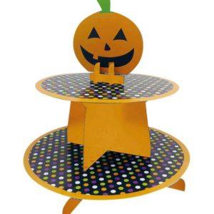 Guirca Halloweenskej stojan na muffiny