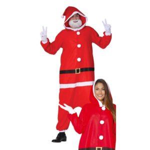 Guirca Kostým Santa Claus Velikost - dospělý: L