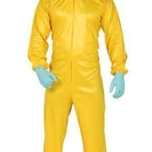 Guirca Pánský kostým - Biochemický oblek Velikost - dospělý: L