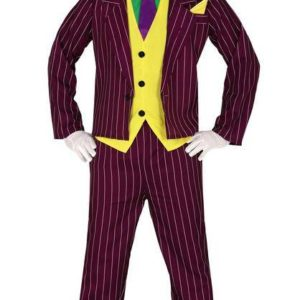 Guirca Pánský kostým - Joker Velikost - dospělý: L