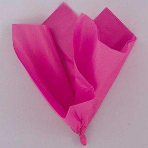 Hedvábný papír Hot Pink