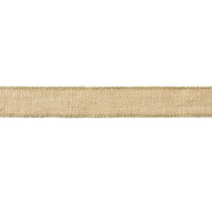 Jutová stuha úzká 4x500 cm