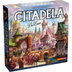 Mindok Společenská hra - Citadela DeLuxe