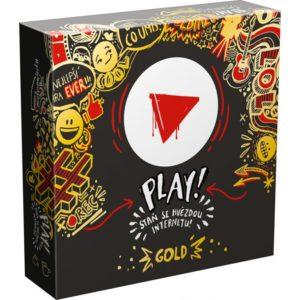 Mindok Společenská hra - Play! Gold