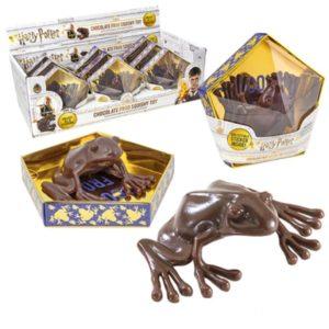 Noble Stojan na repliku čokoládové žabky - Harry Potter