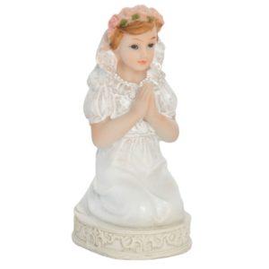 PartyDeco Figurka Dívka - 1. svaté přijímání