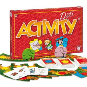 Piatnik Společenská hra - Activity Děti