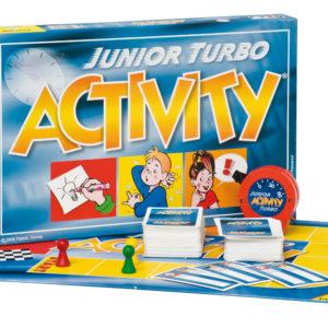 Piatnik Společenská hra - Activity Junior Turbo