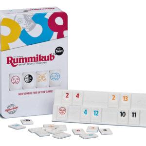 Piatnik Společenská hra - Rummikub TWIST MINI