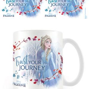 Pyramid Hrnek Frozen 2 (Trust your journey)