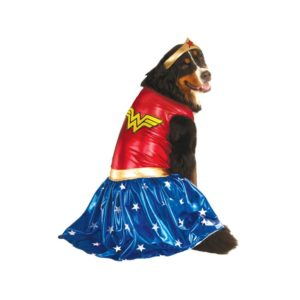 Rubies Kostým - Pes Wonder Women Velikost pro psy: XXL
