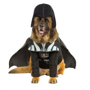 Rubies Kostým - Psí Darth Vader Velikost pro psy: XXXL