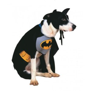 Rubies Kostým pro psy - Batman Velikost pro psy: S