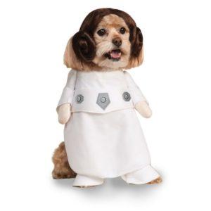 Rubies Kostým pro psy - Princezna Leia Velikost pro psy: XL